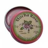 Mocha Rose Lip Balm